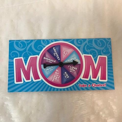 GameSpin Board - Mom