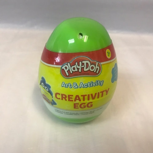 Play-Doh Egg
