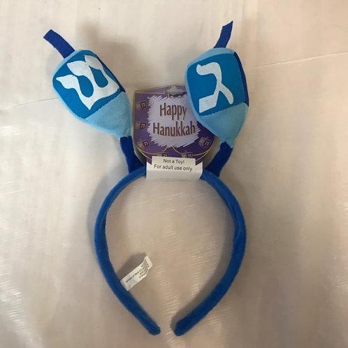 Hanukkah Dreidel Headband