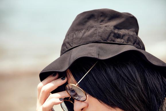 """""""exuviae."""" hat"""