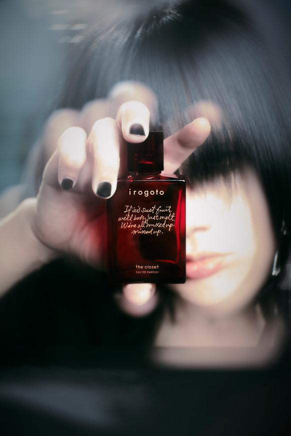 """""""irogoto"""" perfume"""