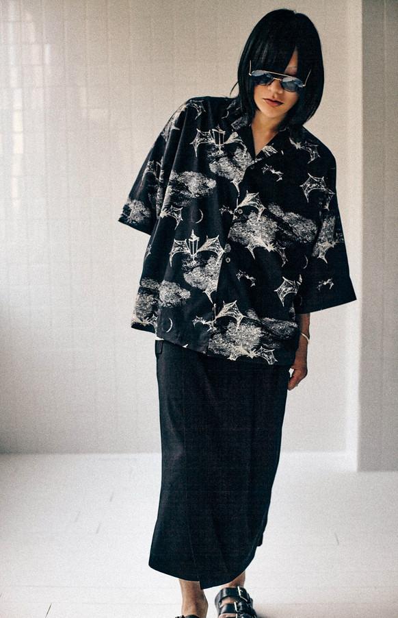 """""""owl"""" deformation pants+""""gentoukikai"""" shirt"""
