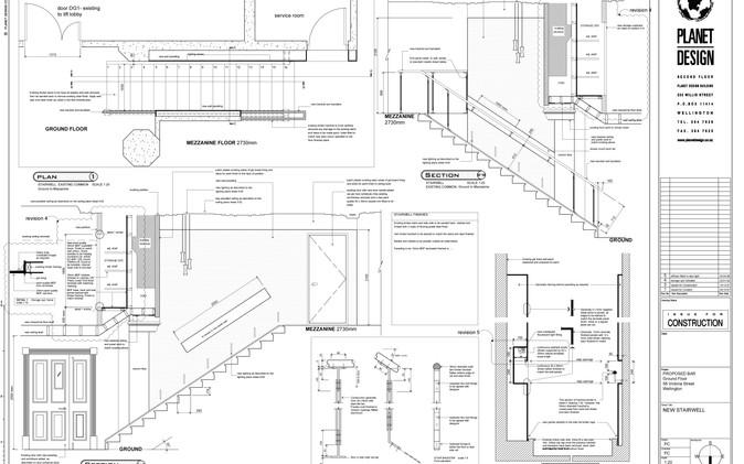 3C - Stair Details