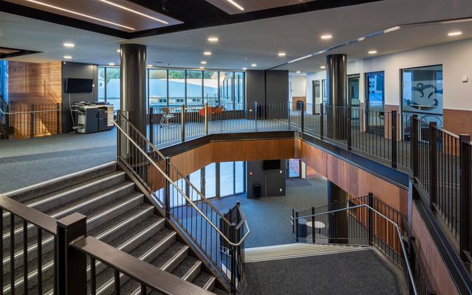 Atrium & Stairwell