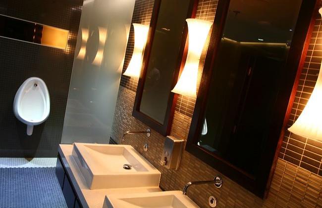 3C - Male Restroom