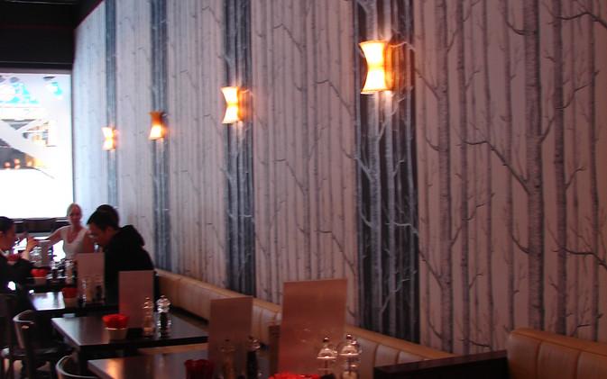 Chill / Stratford Cafe' - Interior Wall