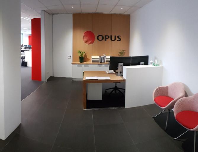 Opus Reception