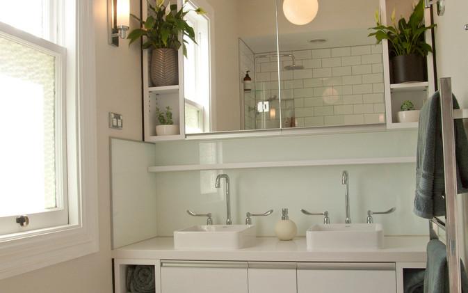 Dekkers Bathroom - Vanity