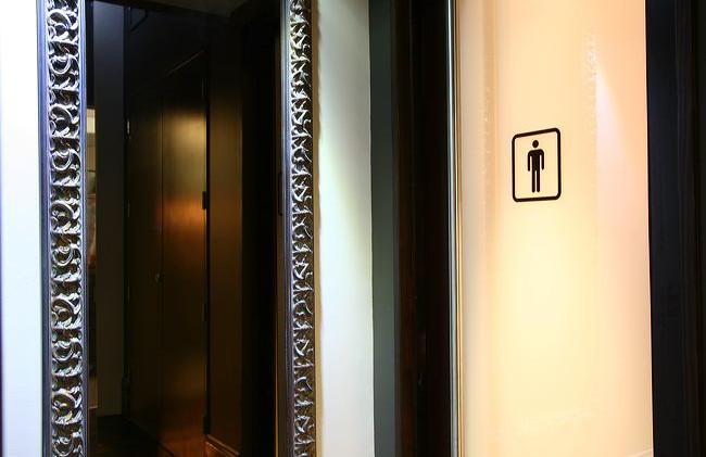 3C - Restroom Lobby