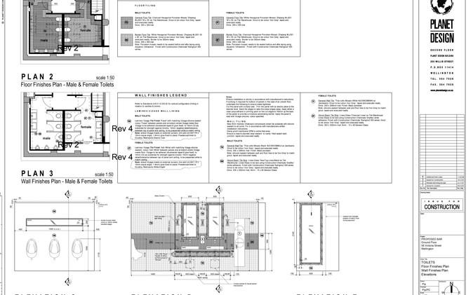 3C - Restrooms