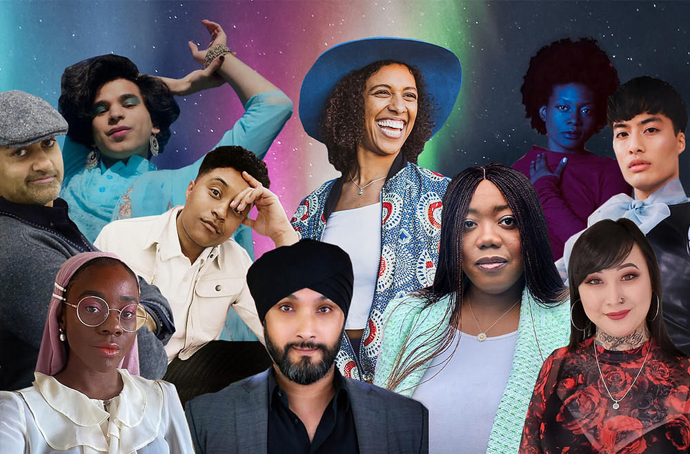 WE CREATE SPACE - Queer Leaders of Colour - UK Black Pride