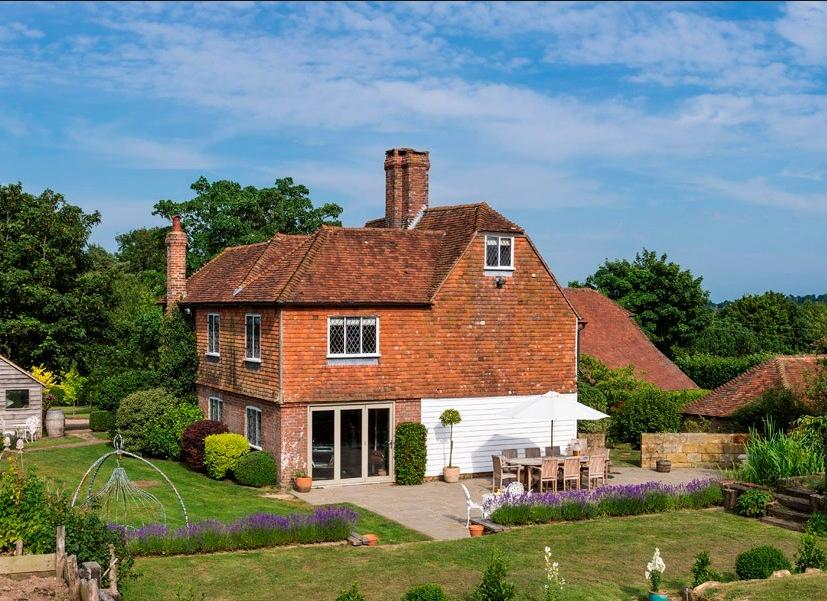 Fair Oak Farm, East Sussex, proving a place to escape the workplace