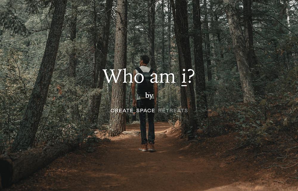 Who am i? A virtual LGBTQ retreat for gay men
