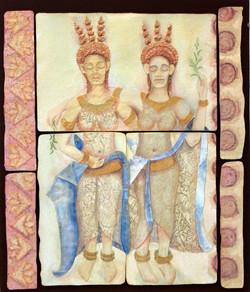 Celestial Dancers