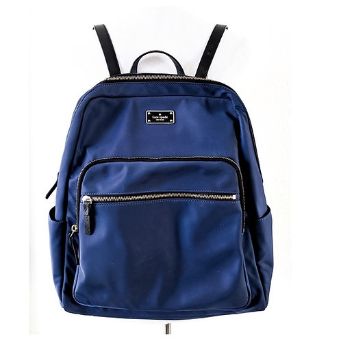 French Navy Large Back Pack