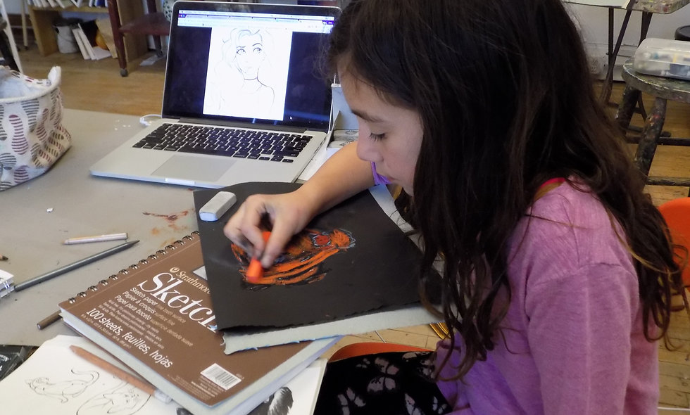 ESSENTIALS OF DRAWING FOR KIDS