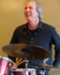 Jim playing at Escafe