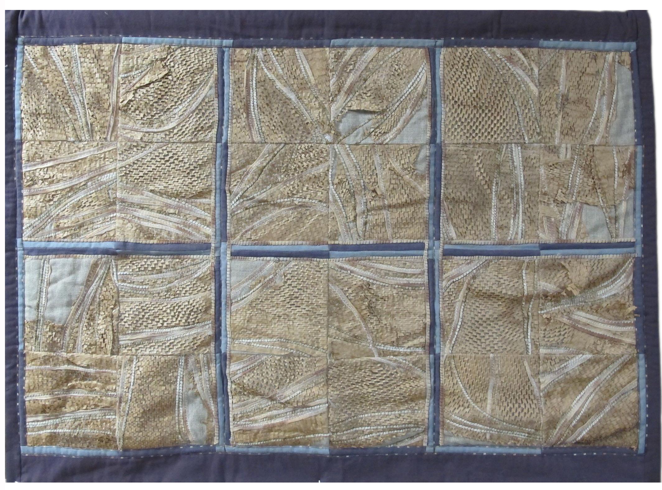 Tropical quilt