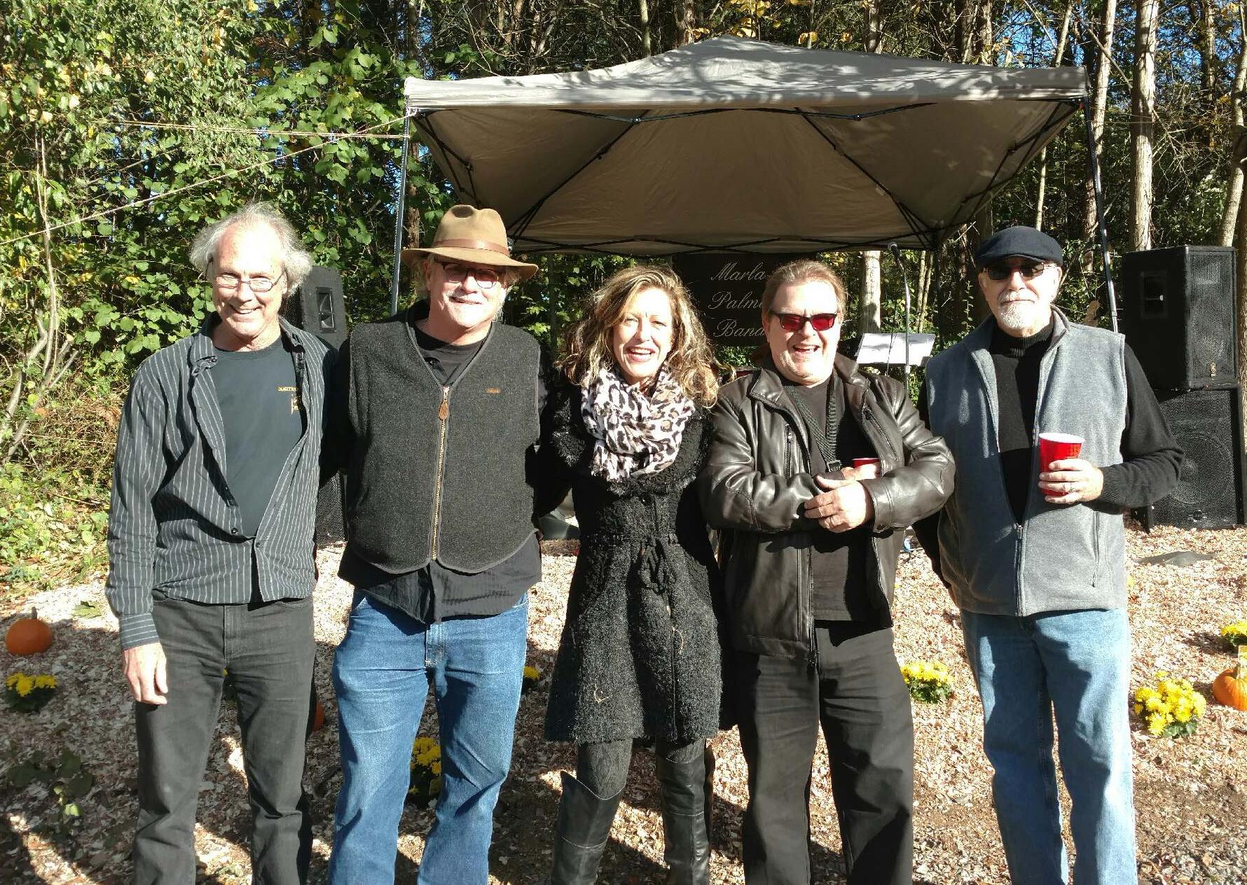 Marla Palma Band