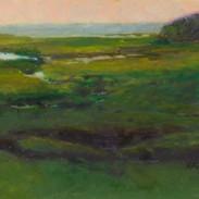 Marsh at Sunset