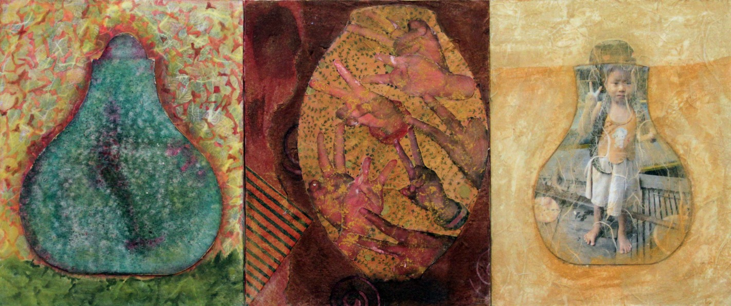Victory_ triptych
