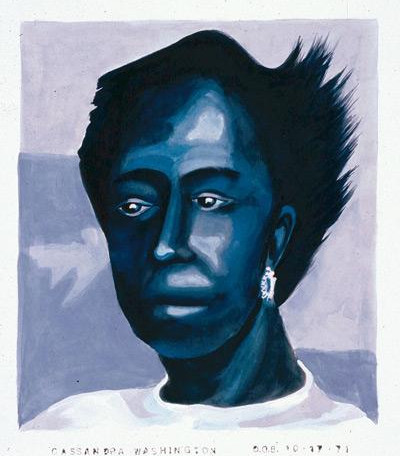 Cassandra Washington DOB 10/17/71