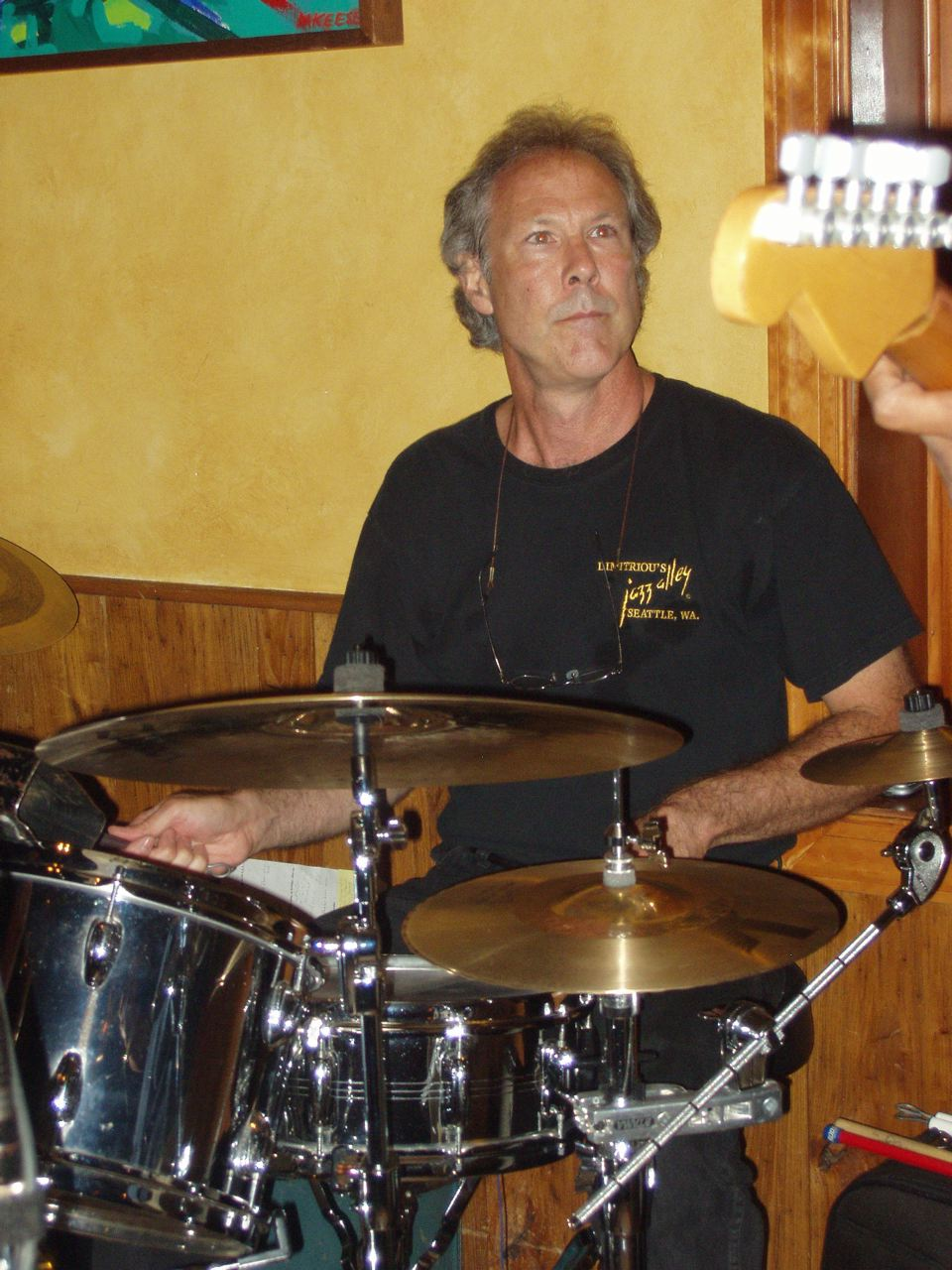 Playing at Fellini's