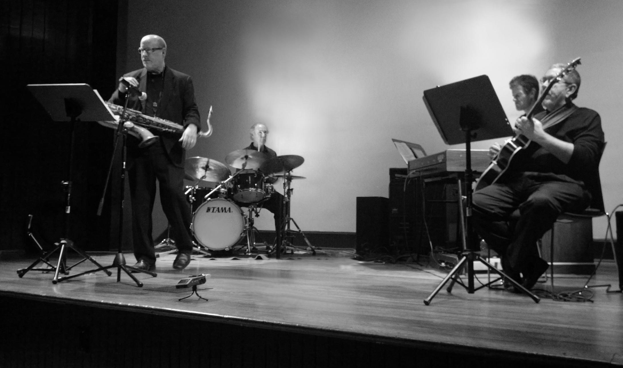 First Night Jazz 2014