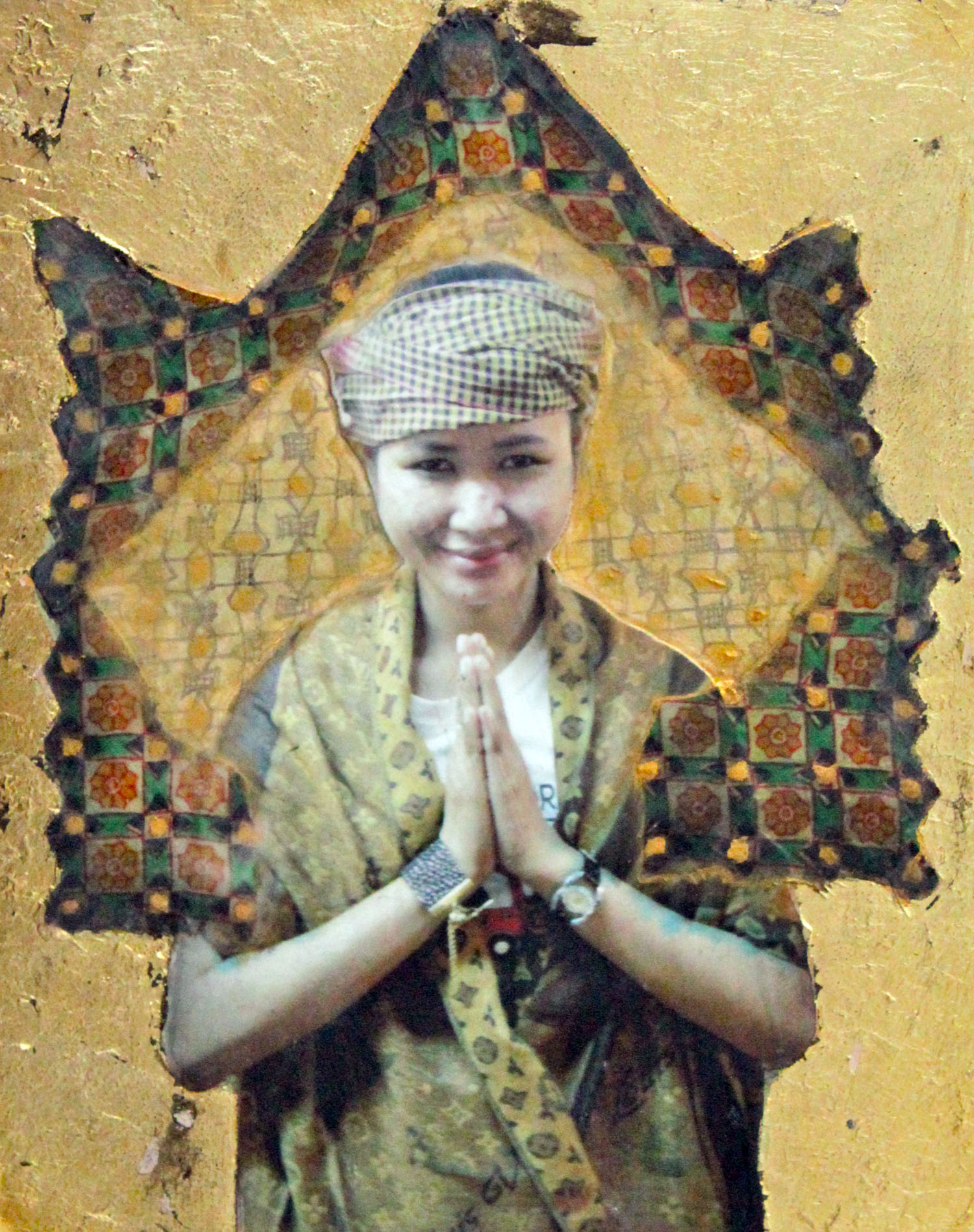 Cambodian Marketgirl
