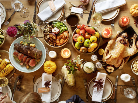 Ten Ideas for a Smooth Thanksgiving
