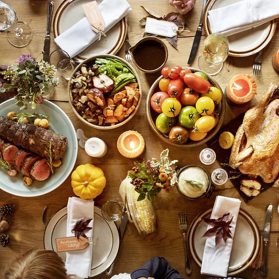 Monthly Dinner Meeting - Thursday, November 7, 2019