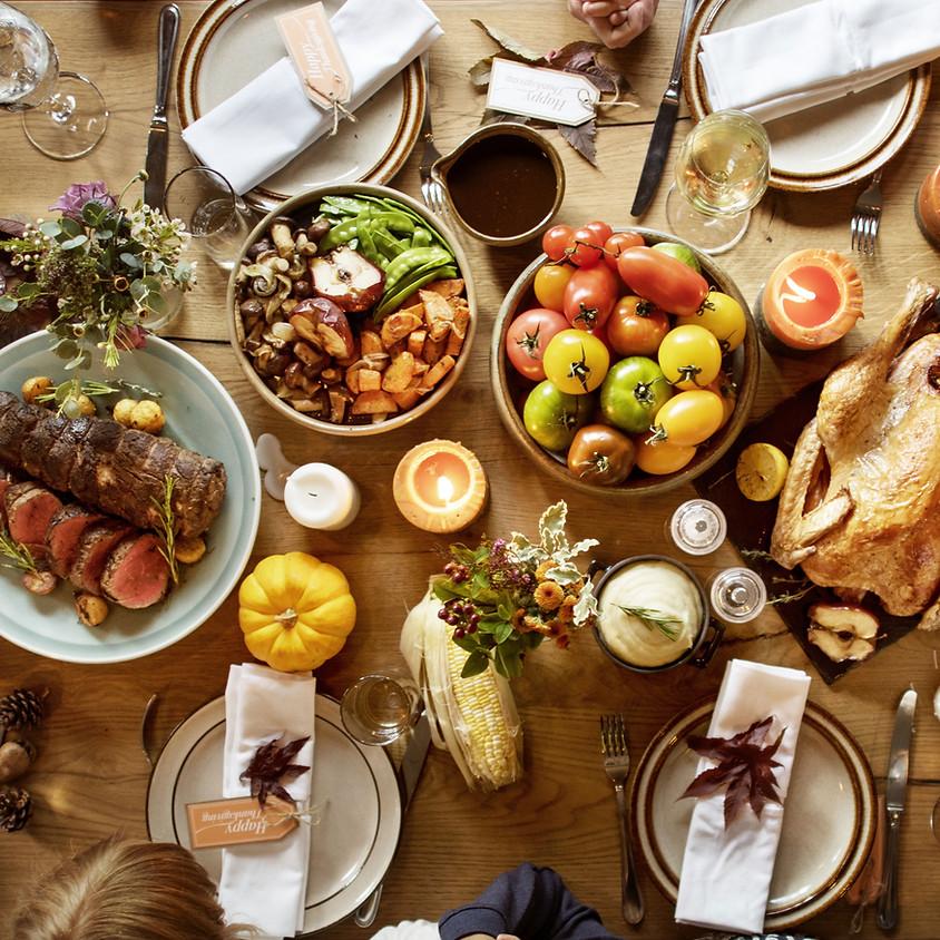 Harvest Of Hope Thanksgiving Food Distribution