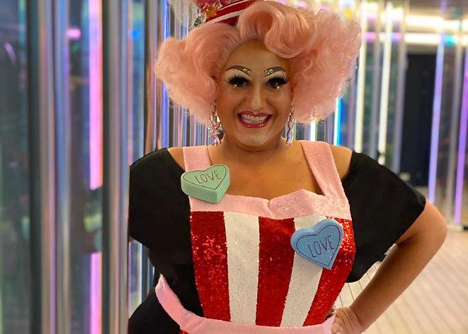Drag Queen Costumes Virgin Atlantic