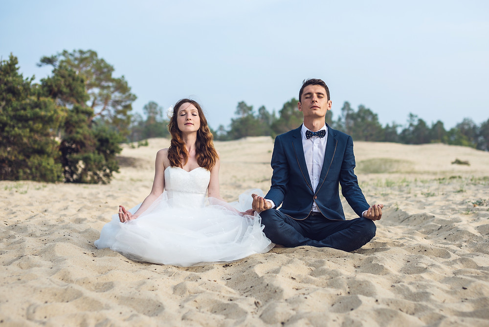 Wedding Yoga