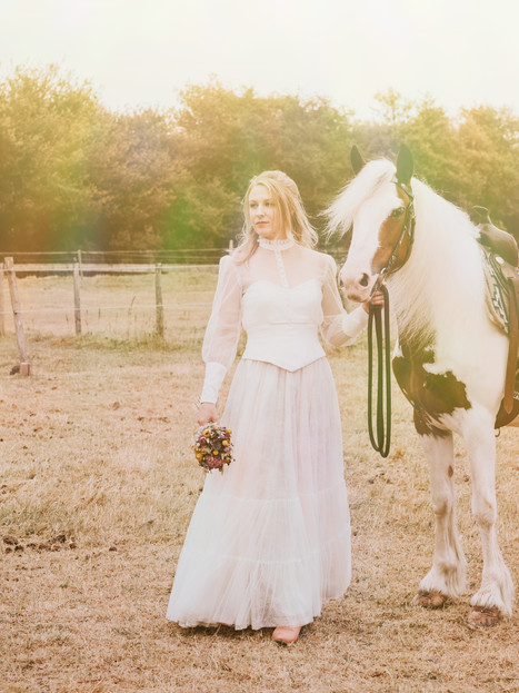 Western Inspired Photoshoot in New Forest