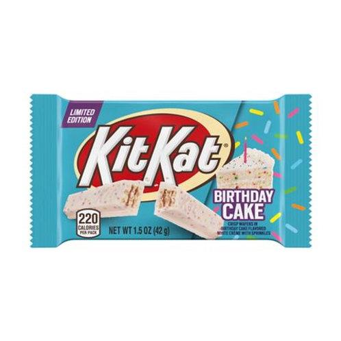 Kit-Kat- Birthday Cake
