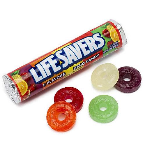 Lifesaver-5 Flavor