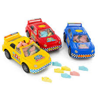 Candy Filled Racecars