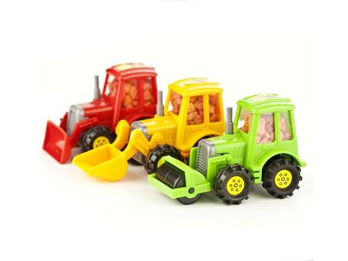Candy Filled Tractors