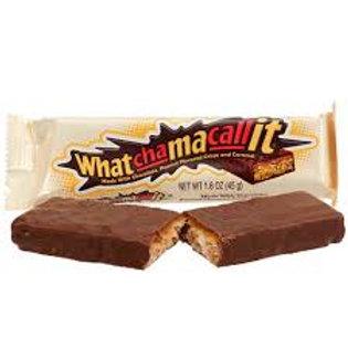 Whatchamacallit Chocolate Bar