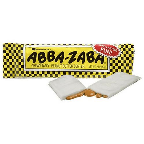 Abba Zabba Bar