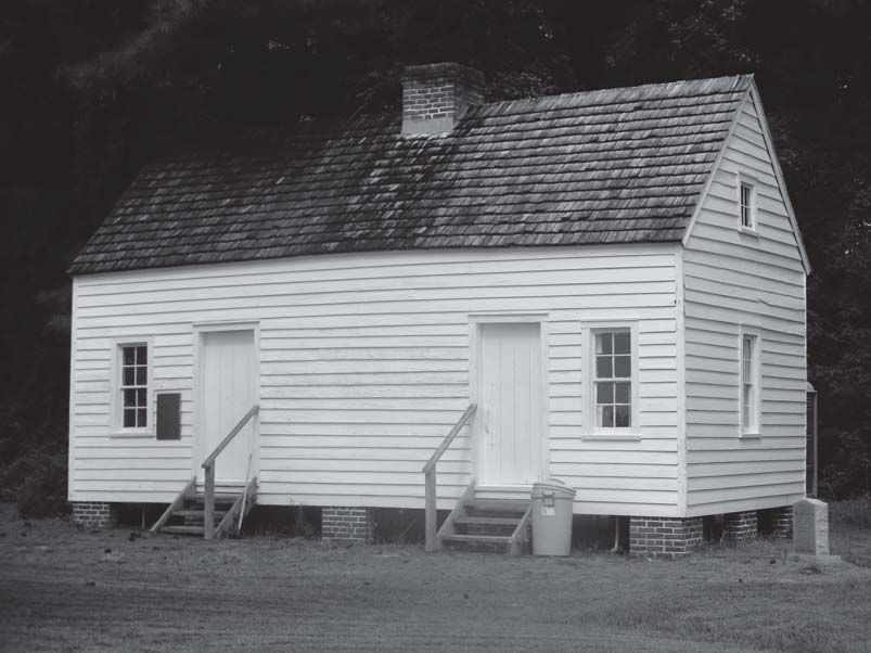 The Crockett-Miller Slave Quarters