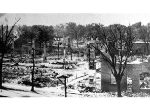 The 1922 Great Fire of New Bern