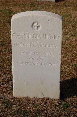 Who was Castillia Henry?