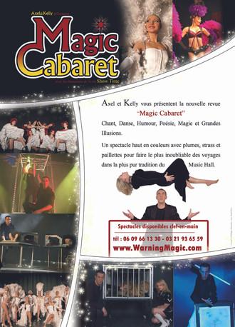 revue cabaret - haut de france - lille