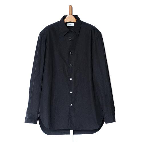 Dropped Shoulder Shirts Black