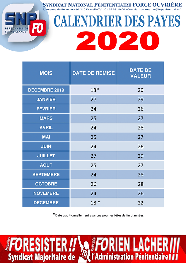 20191126_-_Communiqué_National_-_Calendr
