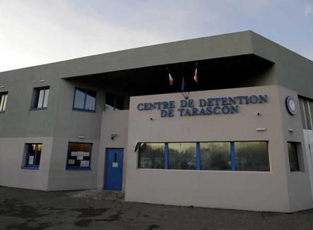 Prison de Tarascon : Déclaration Liminaire lors du conseil d'évaluation