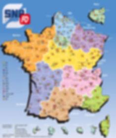 Carte Pénitentiaire - SNPFO