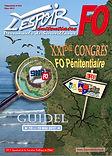FO Pénitentiaire, SNP-FO, Syndicat National Pénitentiaire, Force Ouvrière, Espoir 219